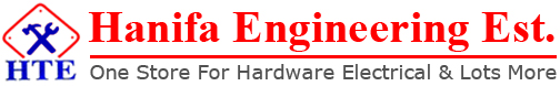 hanifa engineering logo